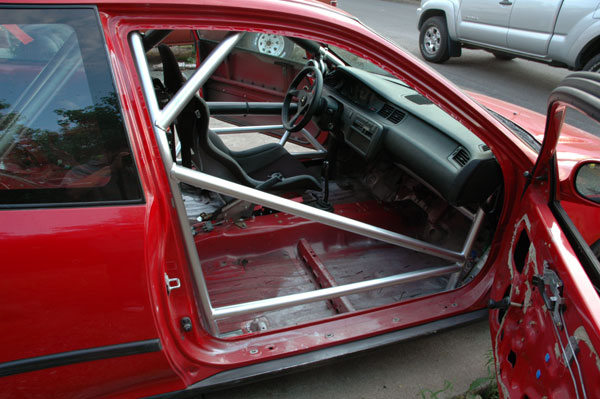 Roll Cage For 92 95 Civics Page 2 Honda Tech Honda